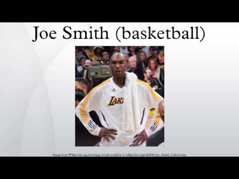 Joe Smith (basketball)
