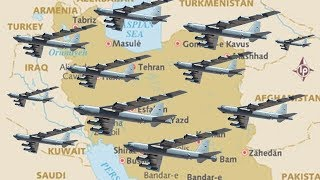 U.S. Sends B-52 Bombers to Middle-East