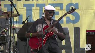 Walter Wolfman Washington - Full Set - Crescent City Blues & BBQ Festival (2016)