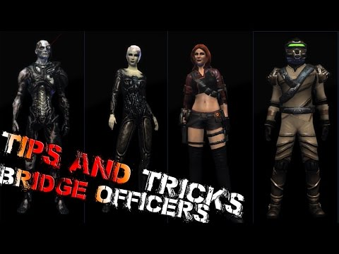 Tips and Tricks Bridge Officers, Novice to Expert - Star Trek Online