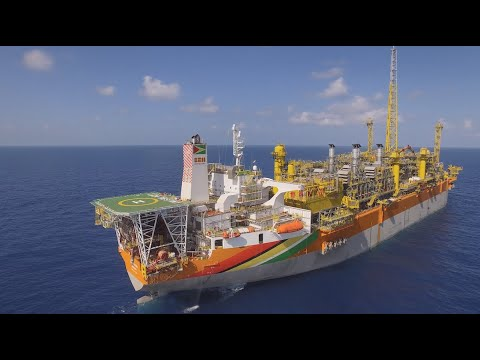 Exxon celebrates Guyana's first ever oil production