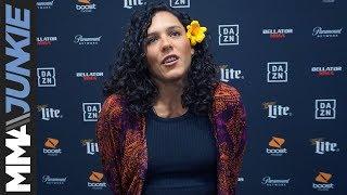 Bellator 225: Alejandra Lara full pre-fight interview