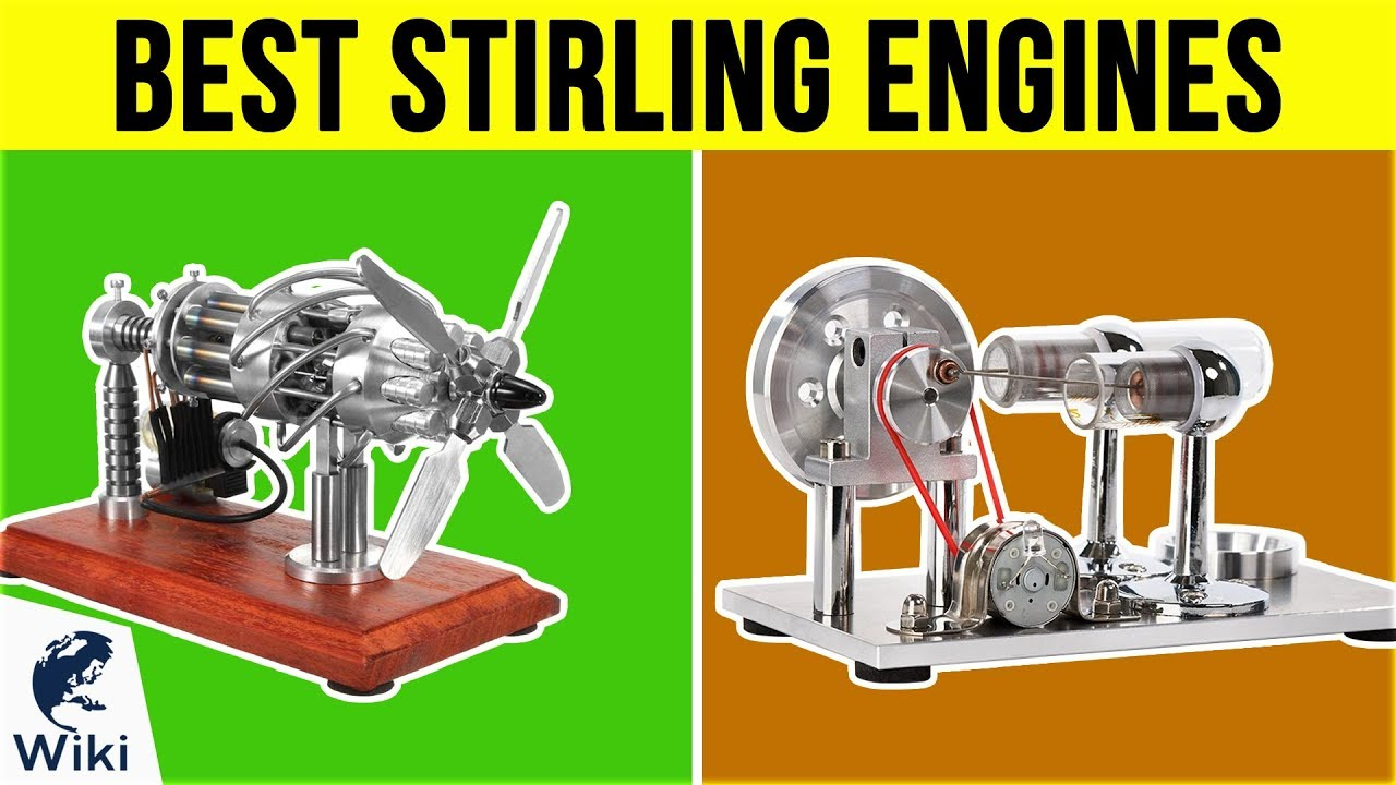 8 Best Stirling Engines 2019 Youtube