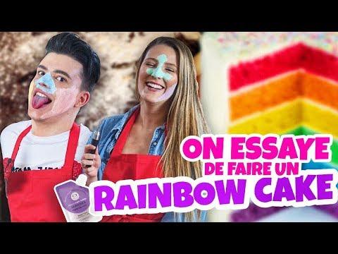 [SEPHORA x RICHAARD] RAINBOW CAKE avec Emma CakeCup et Sephora Collection