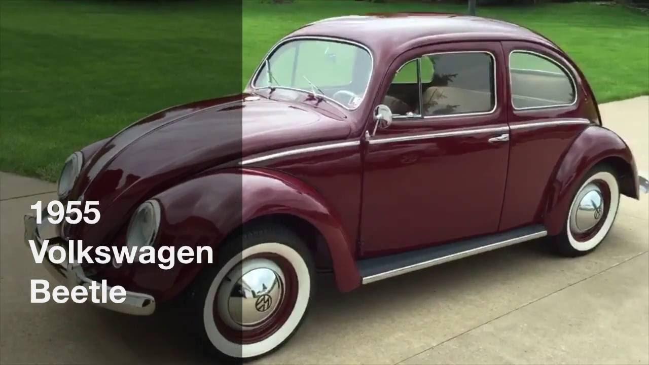 1955 Volkswagen Beetle - YouTube