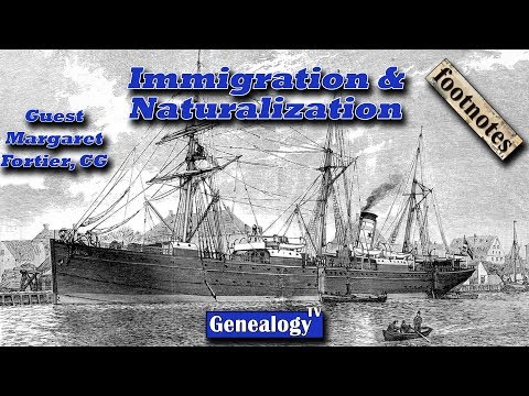 Immigration And Naturalization Records