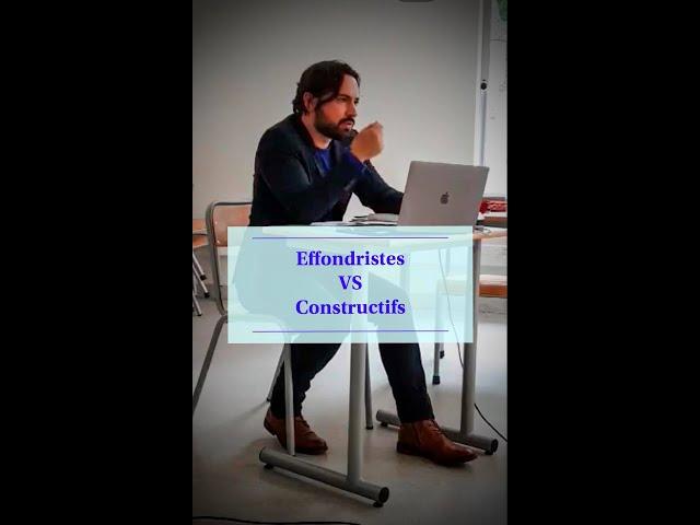 Effondristes VS Constructifs: la bataille de l'information (Satyavir-Université Catholique de Lille)