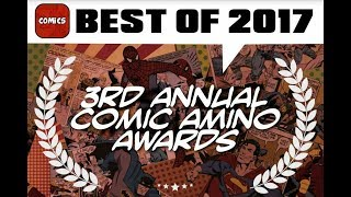 Comics Amino Awards 2017 | Winners