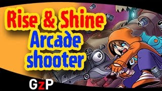 Rise and Shine arcade shooter - PC XO
