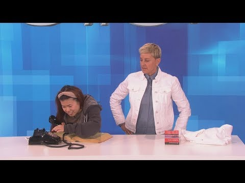 Behind the Scenes: Ellen's Intern Anna Takes the Millennial Challenge