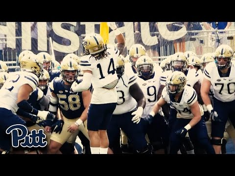 Pitt Football Spring Game Highlights (2017)