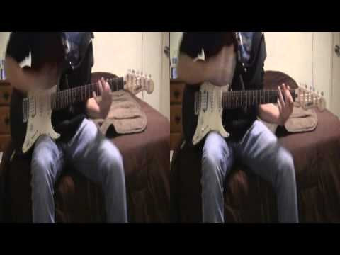 Dead Flowers by Demon Hunter Dual Guitar Cover with Tabs