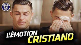 Les LARMES de Cristiano Ronaldo - La Quotidienne #537