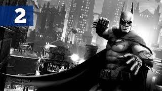 Прохождение Batman: Arkham Origins (Летопись Аркхема) — Часть 2: Болтун