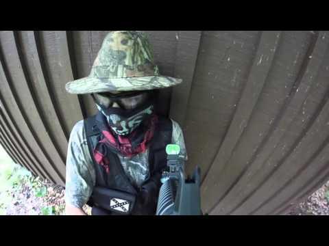 Wesley Woods Front facing gun cam