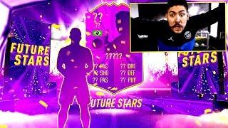 OMG I PACKED 5 FUTURE STARS!! FIFA 20