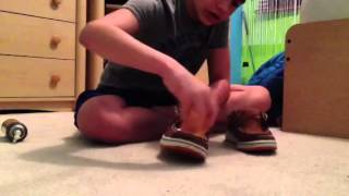 How to clean your sperry's (best method)