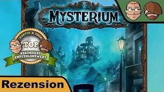 Mysterium - Brettspiel - Review