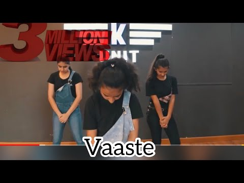 Vaaste - Dance Video Choreography  /k-unit Dance School