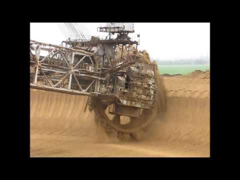 Роторный экскаватор ЭРШРД 5000