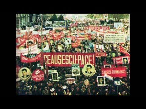 Ceaușescu - pace! / Ceaușescu - peace! - Song of Communist Romania