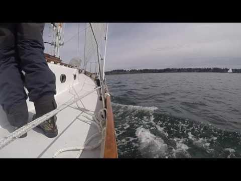 Cosmic Dancer Sailing #3, 4-16-17