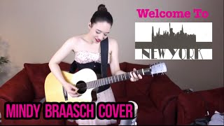 Welcome to New York - Taylor Swift (Live Acoustic Cover)