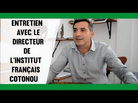Expatriés au Bénin: Entretien avec le directeur de l'institut français Cotonou