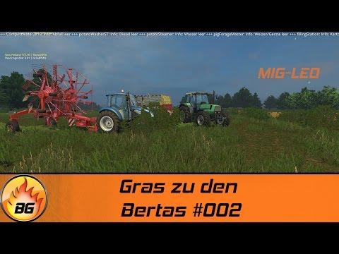 LS 15 MIG Map Celle #002 | Gras zu den Bertas | Challenge-Leo [HD]