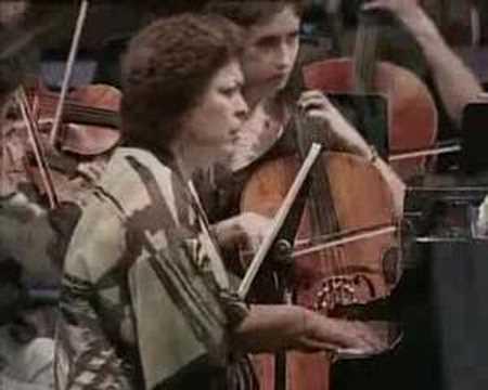Bach D minor piano concerto  Brigitte Engerer/Dionysios Dervis-Bournias