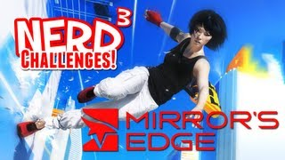 Nerd³ Challenges! Play it Blindfolded - Mirror
