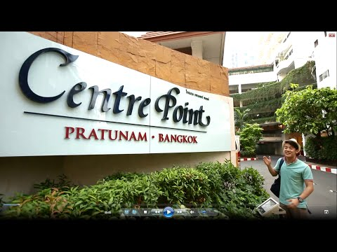 'Hi Bangkok' by Centre Point - Trio Market