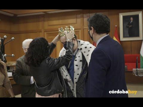 El Rey Melchor recibe el encargo de llegar a Córdoba en globo aerostático