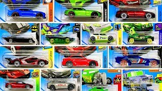 2018 HOT WHEELS L Case Short carded Previews and upcoming Tarmac Works Cars