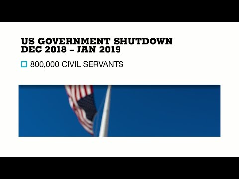 US - A History Of Government Shutdowns