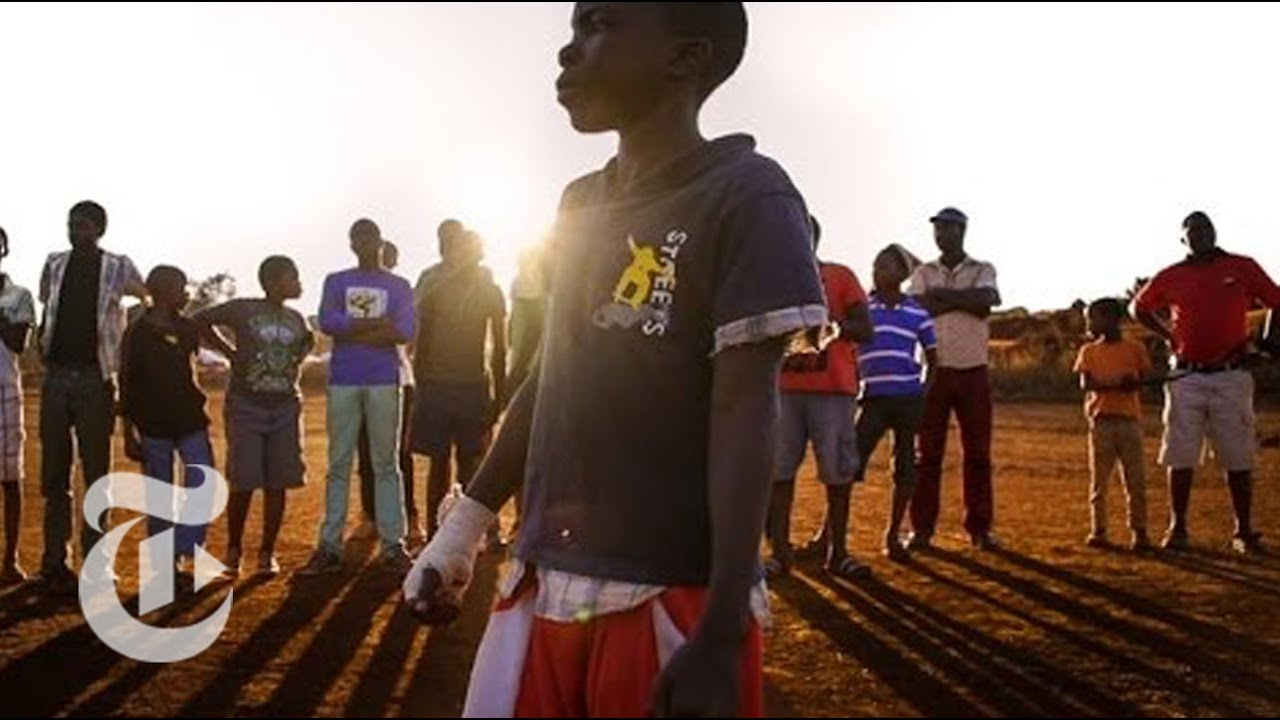 Musangwe Fight Club: A Vicious Tradition | The New York Times
