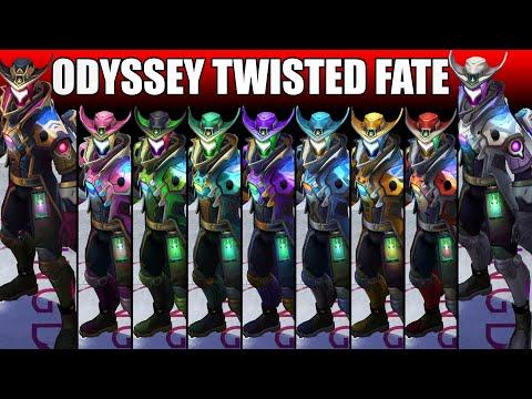 Odyssey Twisted Fate Chroma 2020