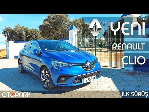 Yeni Renault Clio | İlk Sürüş | Eskisinden iyi mi ?
