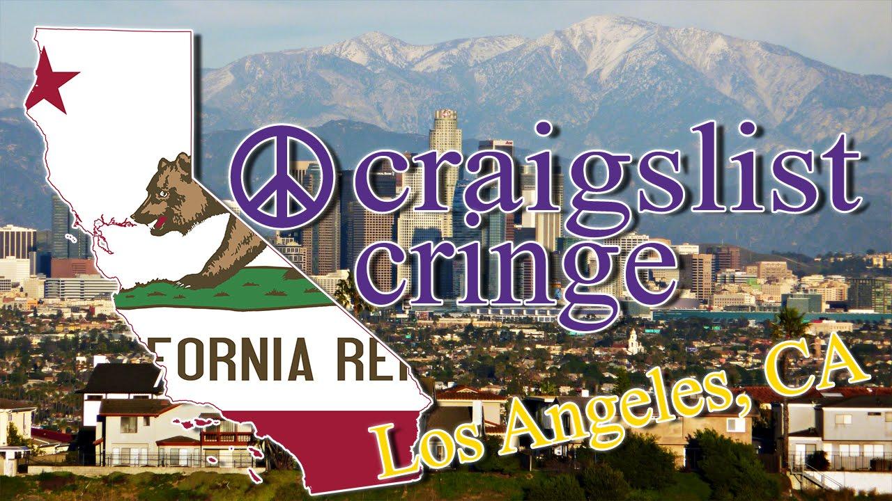 Craigslist Cringe   Los Angeles, CA   Ep.2 (GONE SEXUAL ...