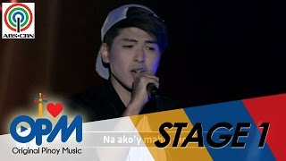 Gambar cover I Love OPM: Yohan Hwang - Ako'y Sa'Yo, Ika'y Sa Akin by I-Axe