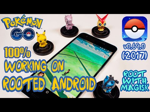 || How To Play Pokemon Go In Rooted Android Phone || Root With Magisk || Systemless Root |Hide Root|