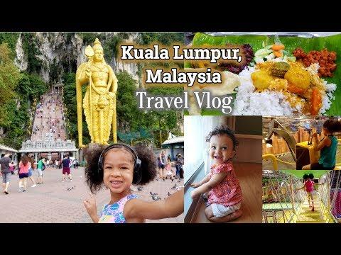 Malaysia // Kuala Lumpur with Kids!