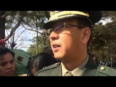 General Galvez on SAF firearms
