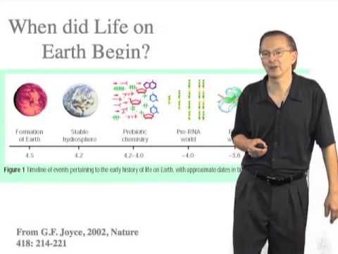 From Chemistry to Biology - Jack Szostak (Harvard/HHMI)