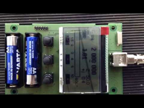 Pt. 1 FA-VA4 Vector Antenna Analyser from DG5MK FUNKAMATEUR.DE
