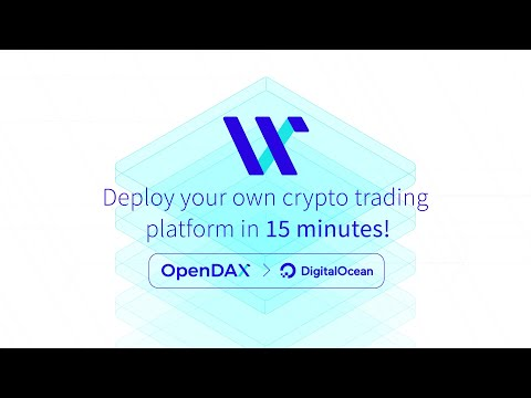 Deploy Your Own Crypto Trading Platform In 15 Minutes!