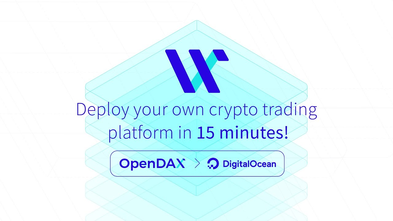 opentrade open source cryptocurrency exchange