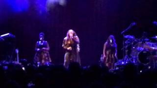 "Jazmine Sullivan covers Kehlani "" Gangsta "" Live Filmore Valentines Day"