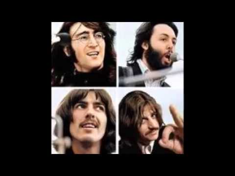 the beatles - intuition