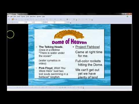 Flat Earth Firmament: Dome of Heaven